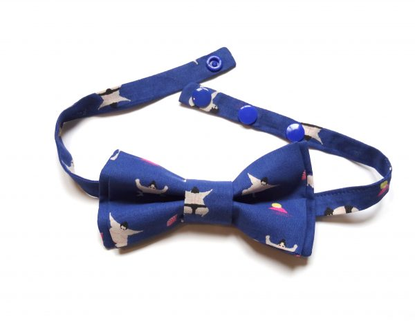 bow tie fait main
