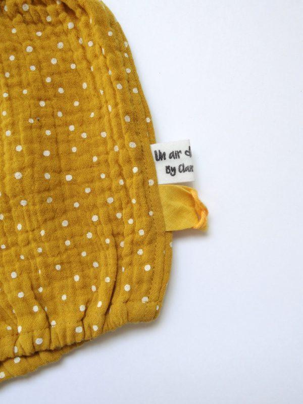 yellow dots bloomer